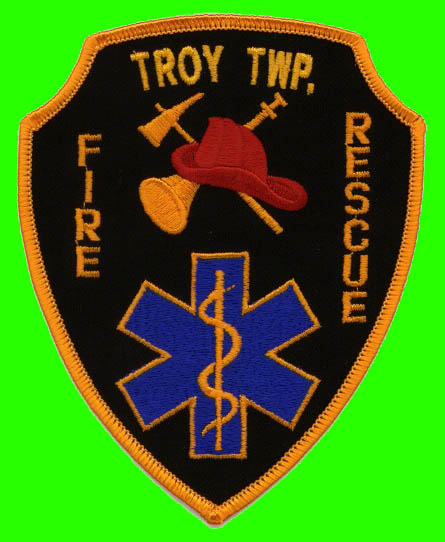 Click to Enter Troy Township Volunteer Fire Department